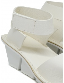 Trippen Scale F white leather sandals womens shoes price