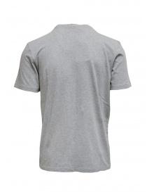 Parajumpers T-shirt Urban Steel grigio melange