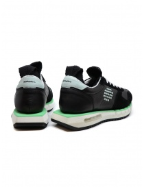 BePositive Cyber ​​Run black and green sneakers price