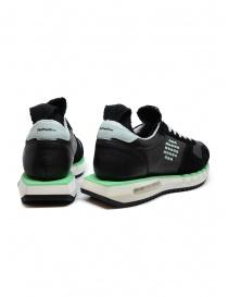 BePositive Cyber Run sneakers nere e verde acqua prezzo