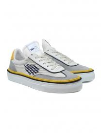 BePositive Roxy sneakers giallo, blu e bianco online
