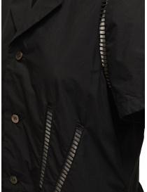 Miyao abito lungo nero con dettagli in pizzo abiti donna acquista online