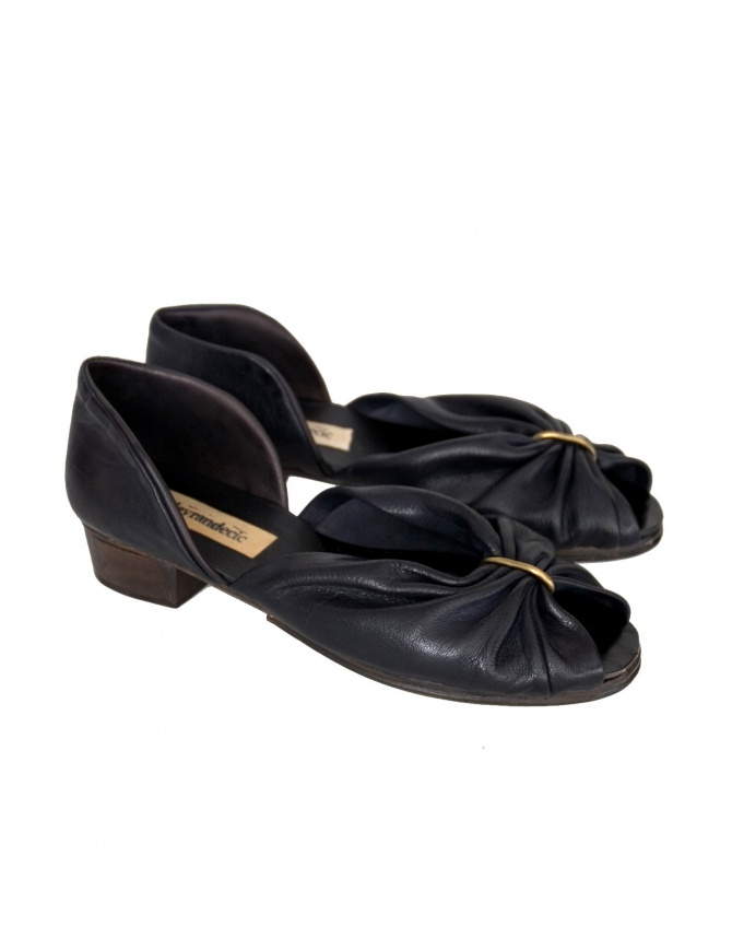 Devrandecic shoes GATHERED LOW womens shoes online shopping