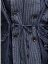 Kapital ring coat in dark blue denim price EK-753 IDG shop online