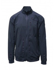 Mens jackets online: Descente StreamLine Light mid grey jacket