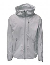 Descente StreamLine giacca a vento bianca online