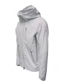 Descente StreamLine giacca a vento bianca