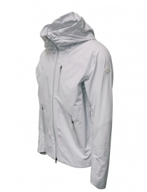 Descente StreamLine white shell jacket