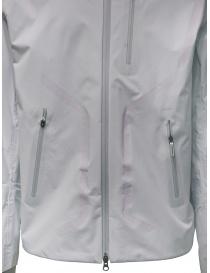 Descente StreamLine white shell jacket mens jackets buy online