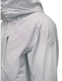Descente StreamLine giacca a vento bianca giubbini uomo prezzo