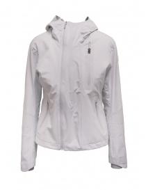 Giubbini donna online: Descente giacca a vento corta grigia