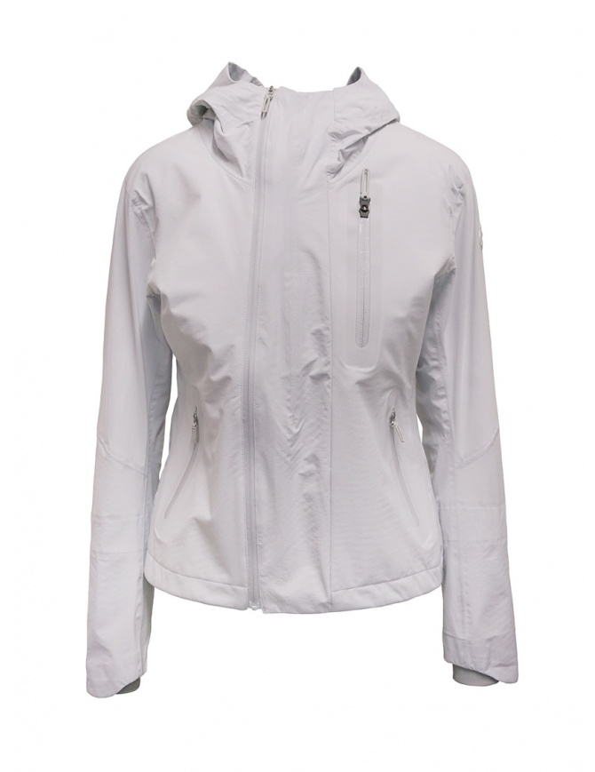 Descente gray short windbreaker DIA3623 LADIES CA womens jackets online shopping