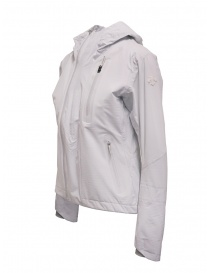 Descente giacca a vento corta grigia