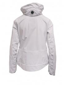 Descente giacca a vento corta grigia prezzo