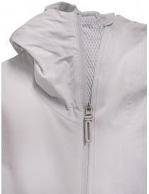 Descente giacca a vento corta grigia giubbini donna prezzo