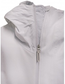 Descente gray short windbreaker womens jackets price