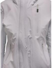 Descente giacca a vento corta grigia acquista online prezzo