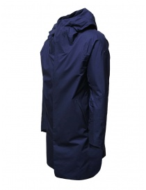 Descente StreamLine navy blue waterproof coat price