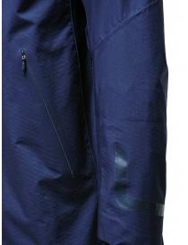 Descente StreamLine capotto impermeabile blu navy cappotti uomo prezzo
