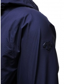 Descente StreamLine capotto impermeabile blu navy acquista online prezzo