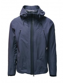 Mens jackets online: Descente Inner Surface Technology medium grey jacket