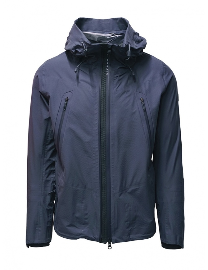 Descente Inner Surface Technology medium grey jacket DIA3603 MID GREY CA mens jackets online shopping