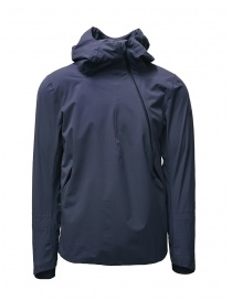 Mens jackets online: Descente Para-Hem medium grey jacket