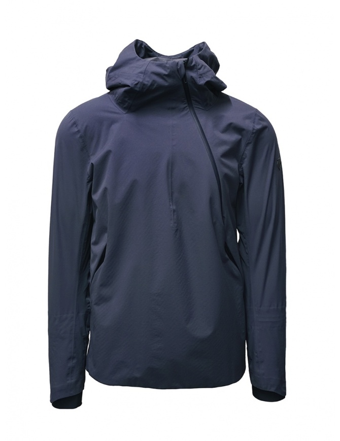 Descente Para-Hem giacca a vento grigio medio DIA3604 MID GREY CA giubbini uomo online shopping