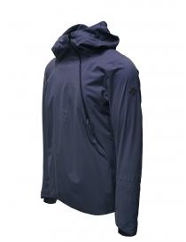Descente Para-Hem giacca a vento grigio medio