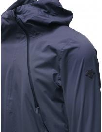 Descente Para-Hem giacca a vento grigio medio giubbini uomo acquista online