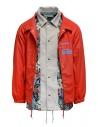 Kolor giacca rossa con stampa a fiori acquista online 20SCM-G05112 RED