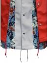 Kolor giacca rossa con stampa a fiori 20SCM-G05112 RED acquista online