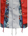 Kolor red jacket with floral print 20SCM-G05112 RED buy online