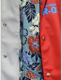 Kolor giacca rossa con stampa a fiori acquista online prezzo