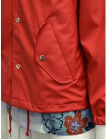 Kolor red jacket with floral print buy online price