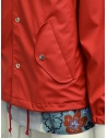 Kolor red jacket with floral print price 20SCM-G05112 RED shop online