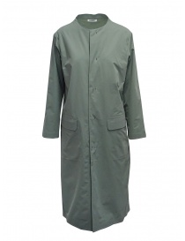 Plantation sage green raincoat online