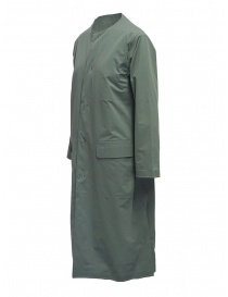 Plantation sage green raincoat