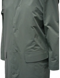 Plantation impermeabile verde salvia cappotti donna acquista online