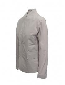 Plantation giacca con colletto alla coreana beige