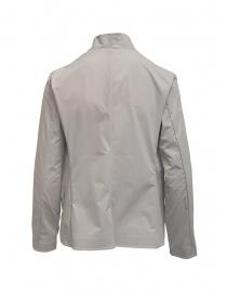 Plantation Mandarin collar jacket in beige price