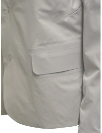 Plantation Mandarin collar jacket in beige womens jackets buy online