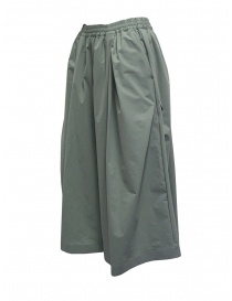 Plantation sage green cropped trousers
