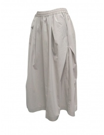 Plantation wide cropped pants in beige