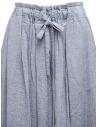 Plantation blue and white crêpe effect skirt PL07FG223-29 L.BLUE buy online