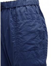 Plantation pantaloni double-face blu/blu navy acquista online prezzo
