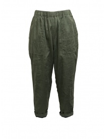 Plantation double-face green/blue pants online