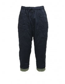 Plantation double-face green/blue pants price