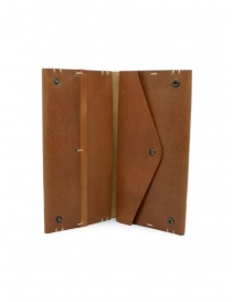 Feit long brown leather wallet wallets price