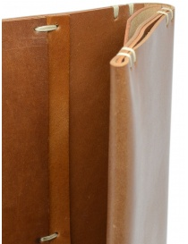 Feit long brown leather wallet buy online price